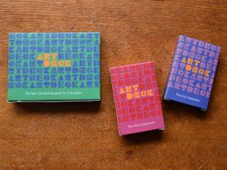 Art Deck cards